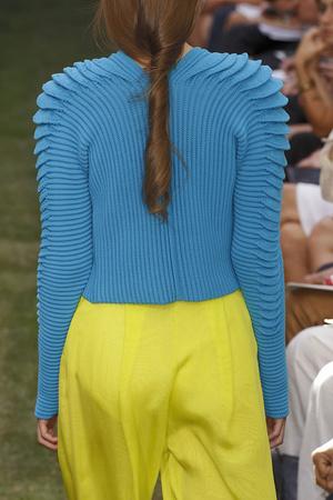 Показ Maison Rabih коллекции сезона Осень-зима 2010-2011 года haute couture - www.elle.ru - Подиум - фото 168232