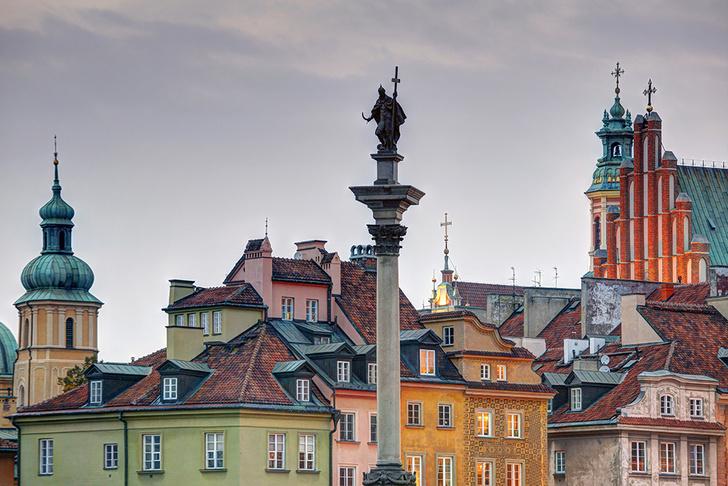 Архитектурный гид: Варшава (фото 1)