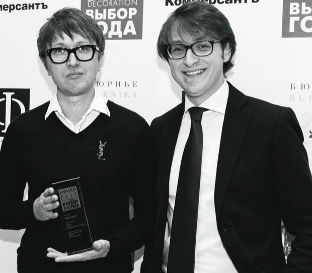 ELLE DECORATION вручил премию «Выбор года» 2016 (фото 14)