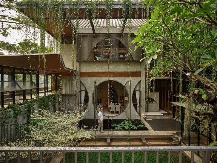 Многофункциональный комплекс Guha в Индонезии (фото 0)