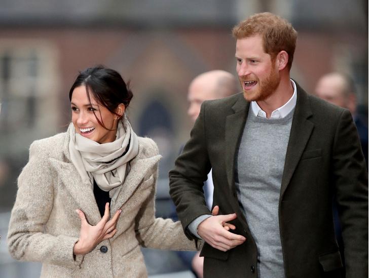 Все, что известно о свадьбе принца Гарри и Меган Маркл (фото 7)