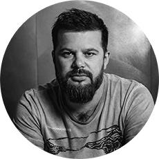 Монохромный лофт в Ростове-на-Дону: проект Алексея Аладашвили (фото 0)