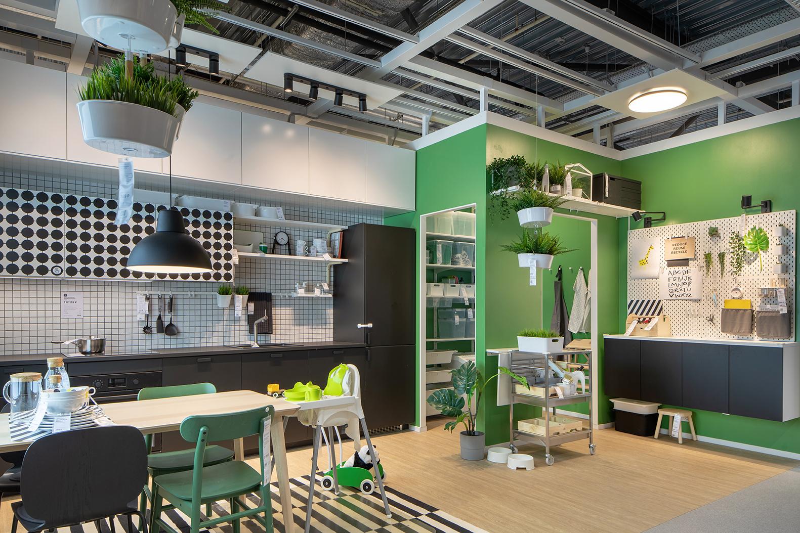 В Москве открылся первый магазин ИКЕА в черте города (галерея 9, фото 3)