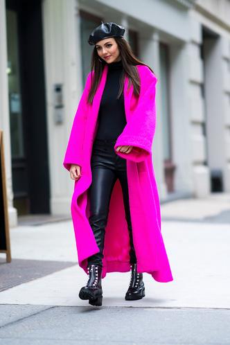 Что носят на Неделе моды в Нью-Йорке: 12 стритстайл-трендов (фото 18.2)