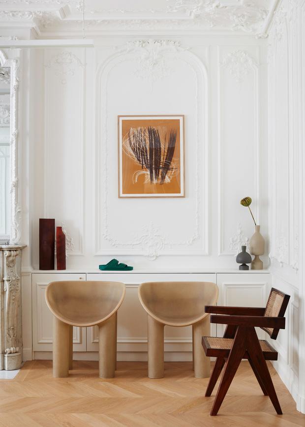 Шоурум Birkenstock 1774 в парижской квартире (фото 4)