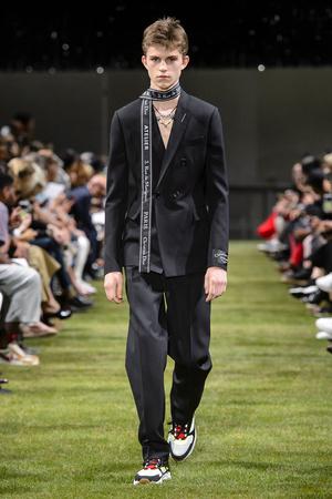 Dior Homme | Подиум на ELLE - Подиум - фото 4943