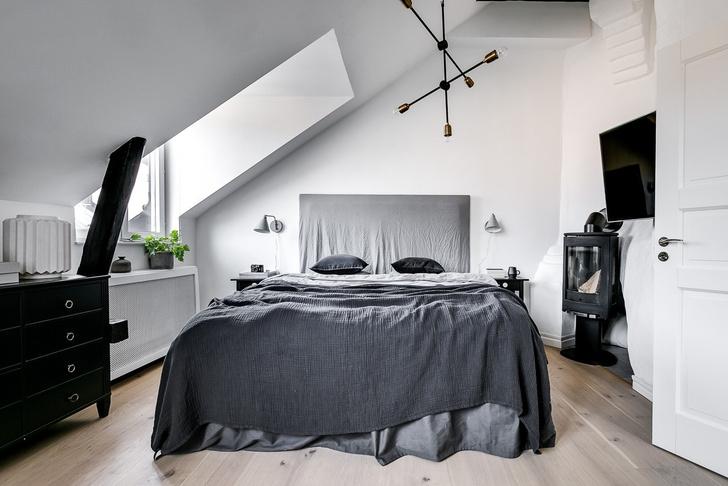 Под крышей дома: квартира модного блогера в Стокгольме (фото 9)