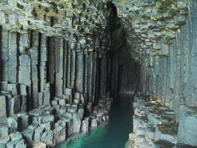 Фингалова пещера, Великобритания, Шотландия