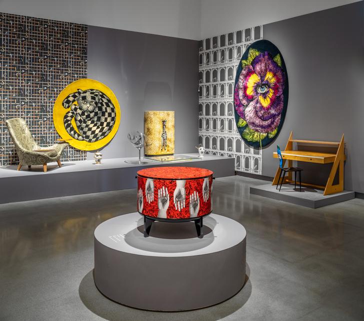 Выставка Fornasetti в Стокгольме (фото 0)