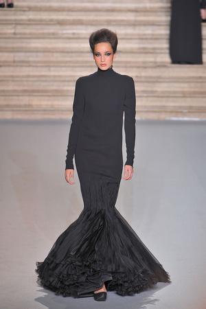 Показ Stephane Rolland коллекции сезона Осень-зима 2009-2010 года Haute couture - www.elle.ru - Подиум - фото 88340
