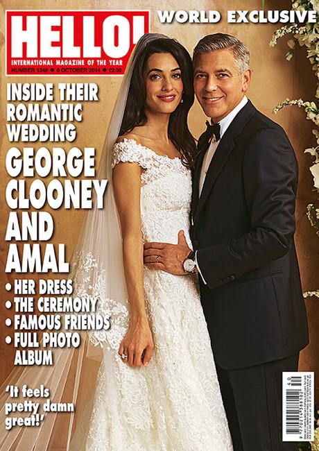 Свадебное платье Амаль Клуни покажут в музее фото [1]