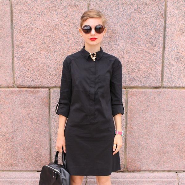 Мое маленькое черное платье