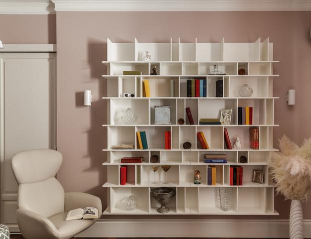 Квартира 150 м² в Краснодаре: яркий проект Екатерины Ловягиной (фото 7)