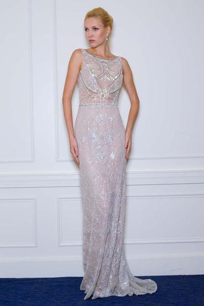Любо-дорого: свадебная мода 2015   галерея [2] фото [5]