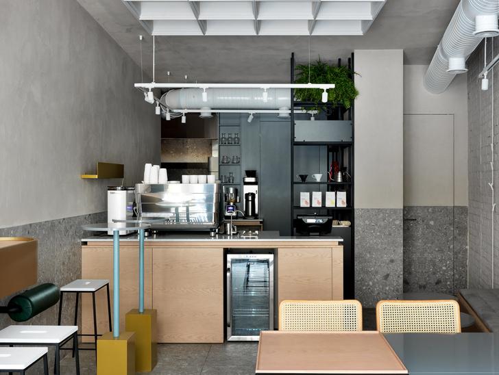 Минималистское кафе в Казани (фото 17)