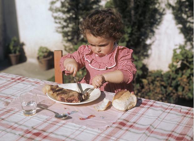 20 правил этикета, которые должен знать каждый ребенок фото [4]