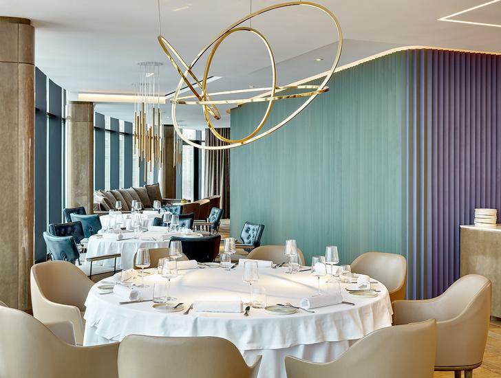 Новый ресторан «Сахалин» по дизайну Ирины Глик (фото 9)