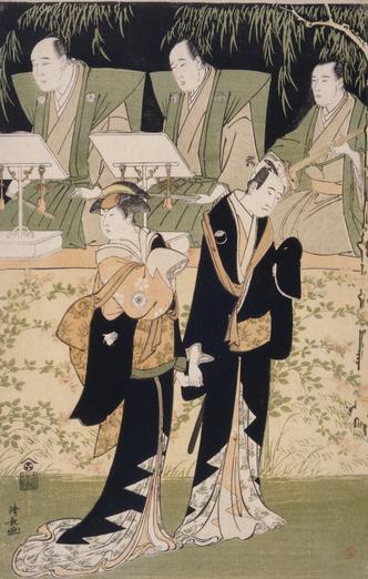 Выставка живописи и гравюры эпохи Эдо в ГМИИ им. А.С. Пушкина (фото 2.1)