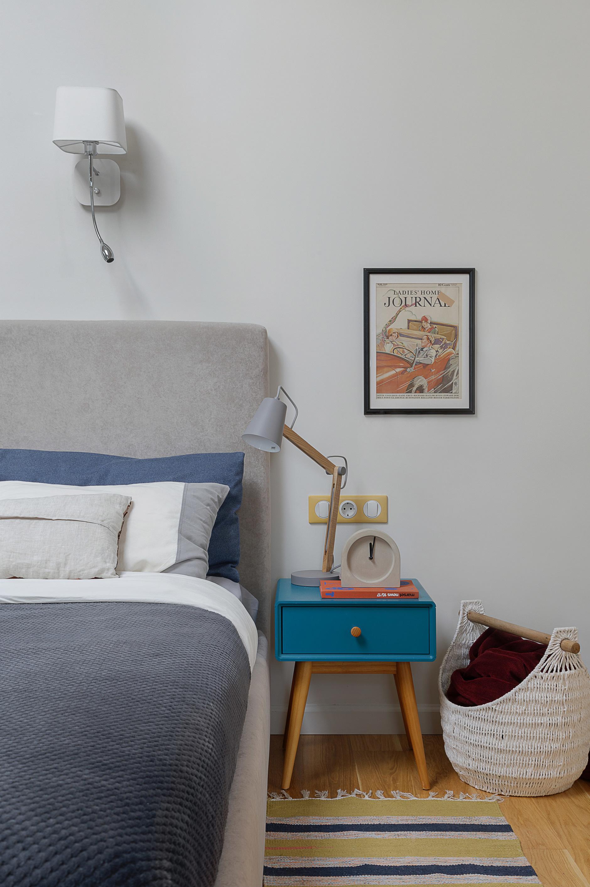 Свет у кровати: 25+ ламп для спальни (галерея 1, фото 3)
