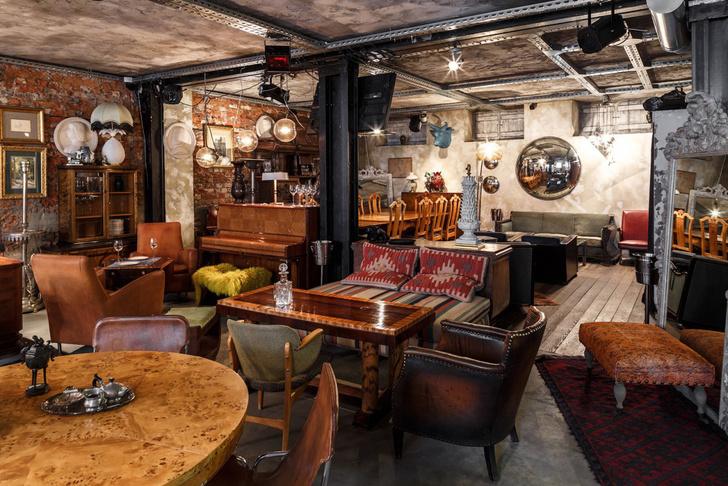 Лучшие бары Москвы (фото 14)