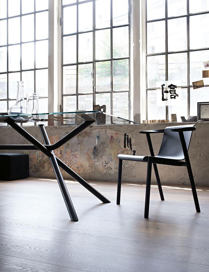 Кресло Ba Lu, Lema, дизайн студии Neri & Hu