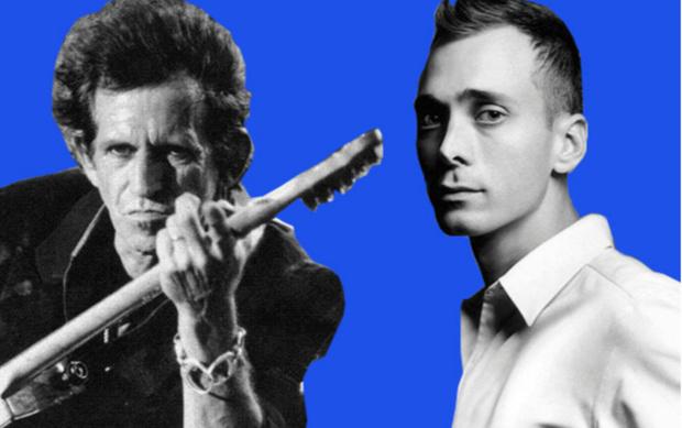 Эди Слиман + Кит Ричардс и другие прекрасные дуэты дизайнеров и музыкантов (фото 3)
