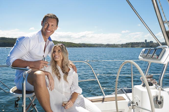 Медовый месяц свадьба морской круиз
