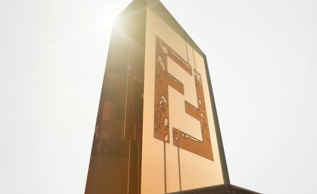 Дом Fendi представил коллекцию фонтанов в честь 10-летия Design Miami (фото 0)