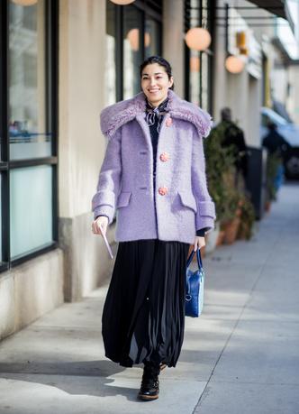 Что носят на Неделе моды в Нью-Йорке: 12 стритстайл-трендов (фото 3.1)