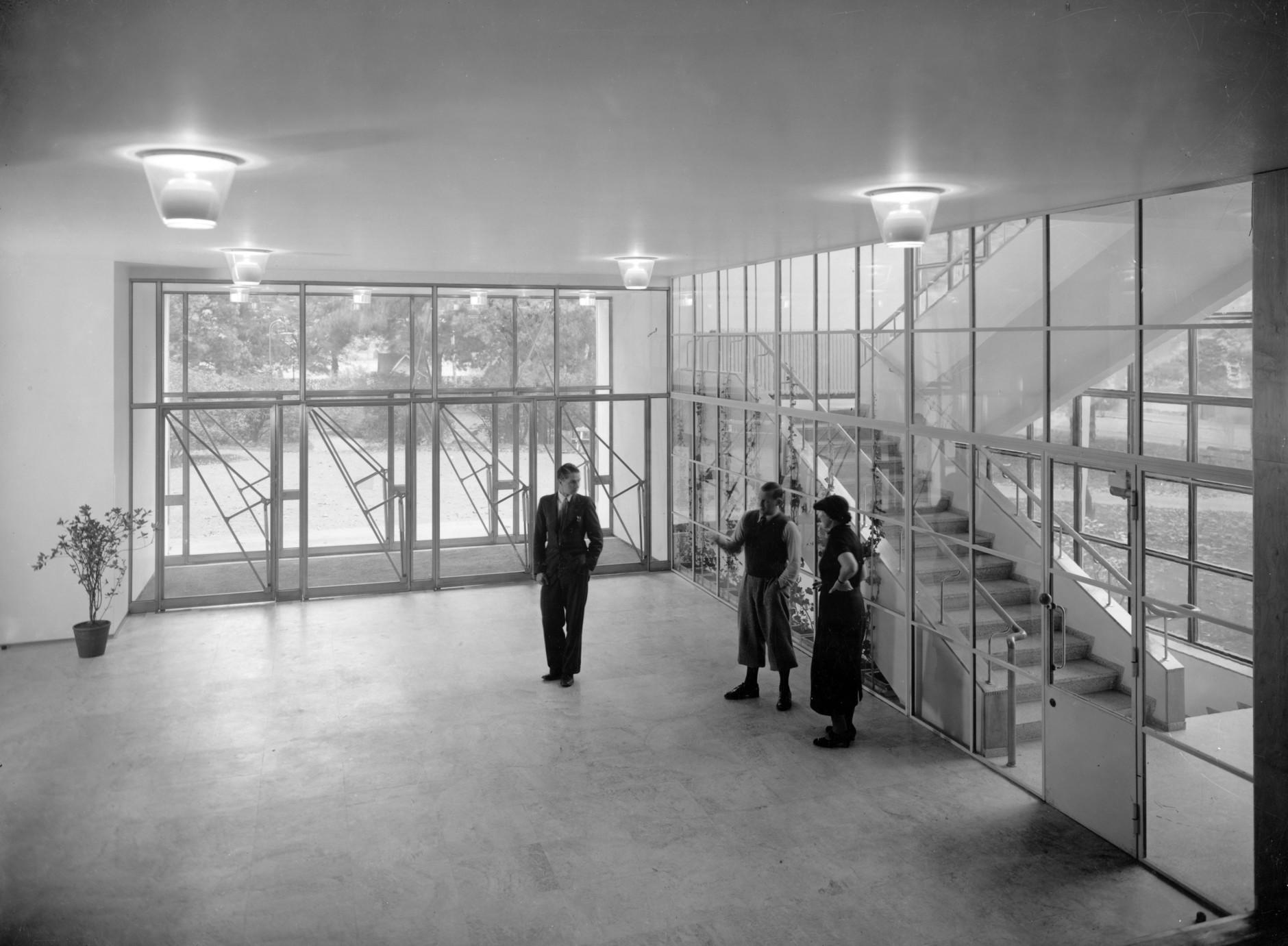 История дизайна: Айно и Алвар Аалто (галерея 13, фото 3)