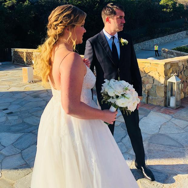 Эми Шумер вышла замуж (фото 7)