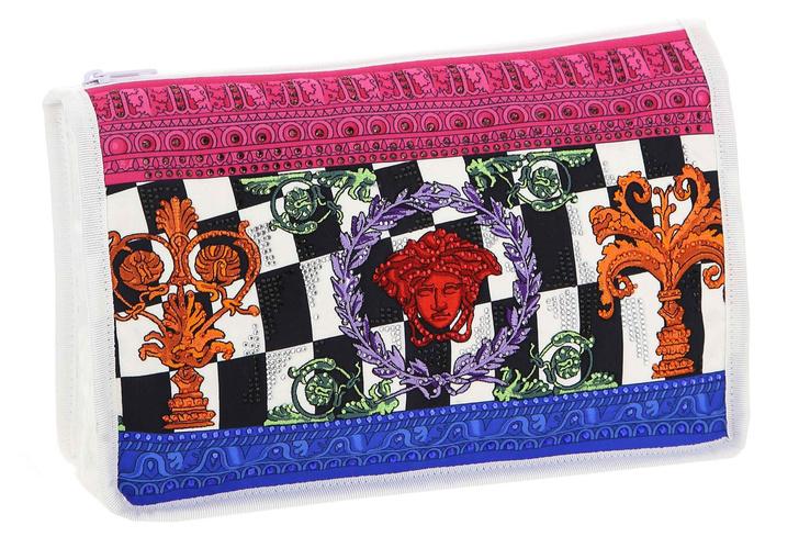 Текстиль и аксессуары из обновленных коллекций Versace Home (фото 0)
