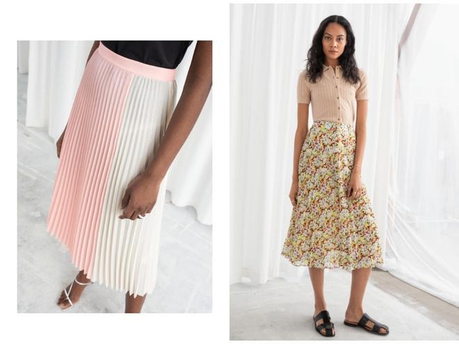 Какую юбку мы будем носить этим летом? Плиссированную! (фото 6)