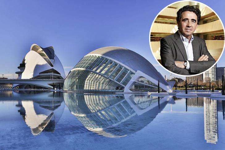 7 дизайнеров и архитекторов из Испании фото [2]