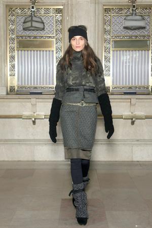 Показы мод Moncler Grenoble Осень-зима 2011-2012 | Подиум на ELLE - Подиум - фото 2361