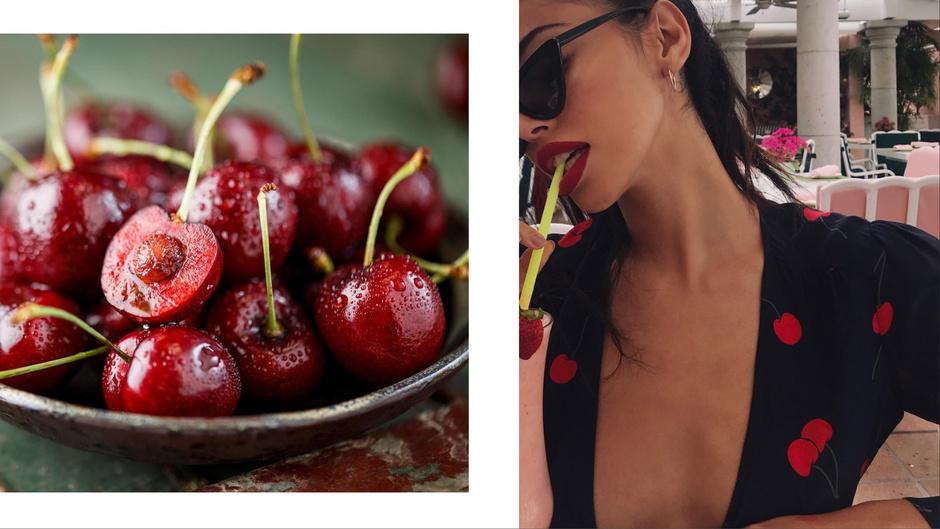 Что будет с нашим телом, когда мы едим черешню