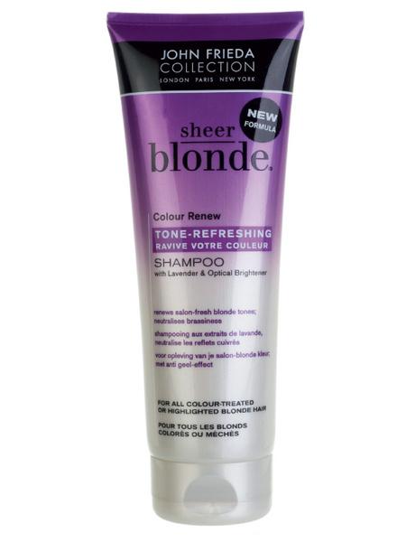 Sheer Blonde, Colour Renew, John Frieda