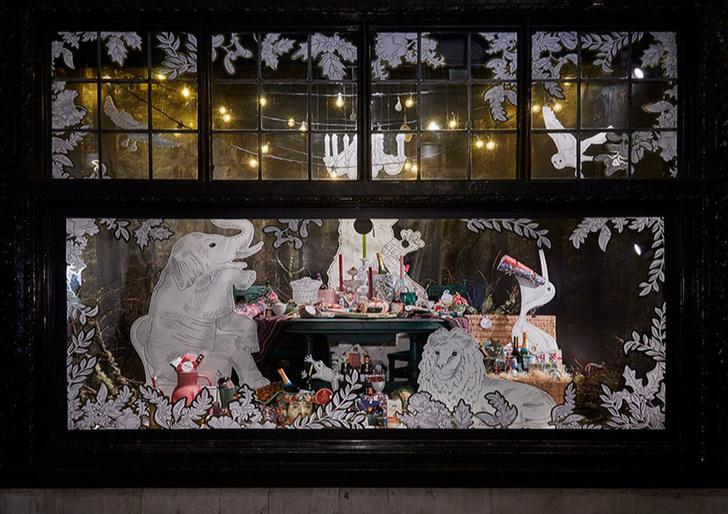 Зимняя сказка: лучший рождественский декор (фото 27)