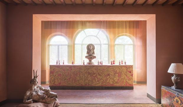 Дома звезд: вилла Стинга в Тоскане (фото 7)