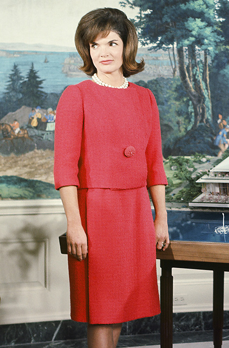 Jackie kennedy up her skirts — pic 14