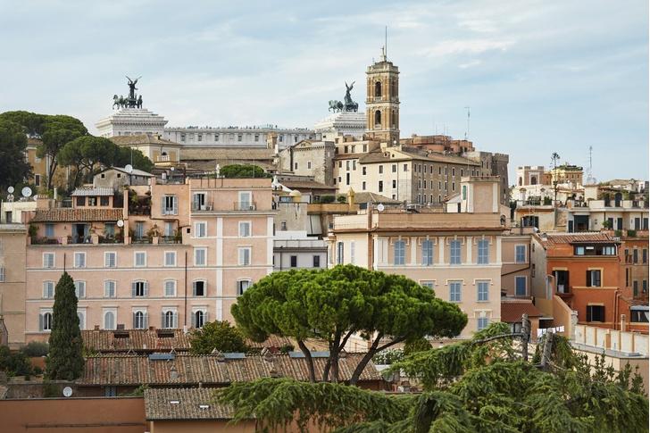 Необычный отель от Жана Нувеля The Rooms of Rome (фото 0)