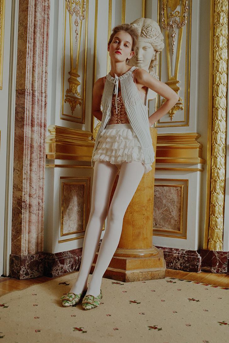 Патрис Легеро: «Я бы хотел, чтобы коллекция Le Paris Russe De Chanel создавала образ счастливой России — полной красок, щедрой и богатой страны» (фото 5)