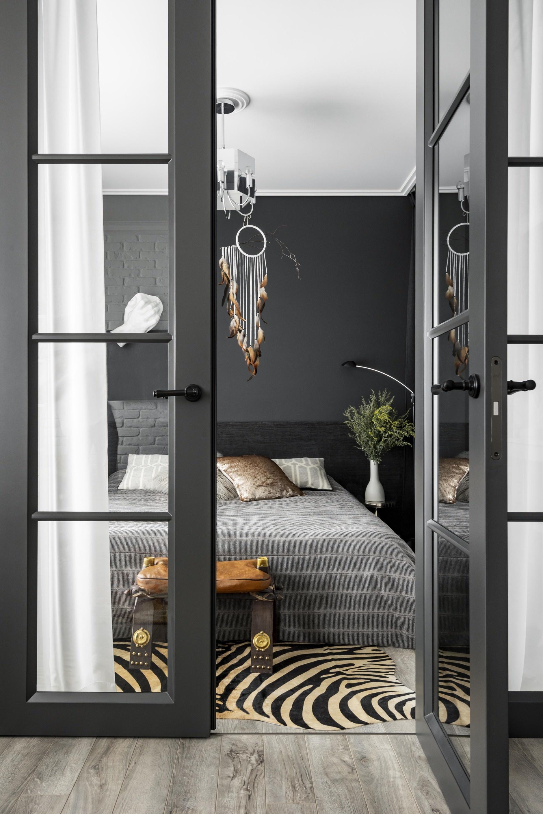 Маленькая спальня: 35 идей и решений (галерея 1, фото 4)
