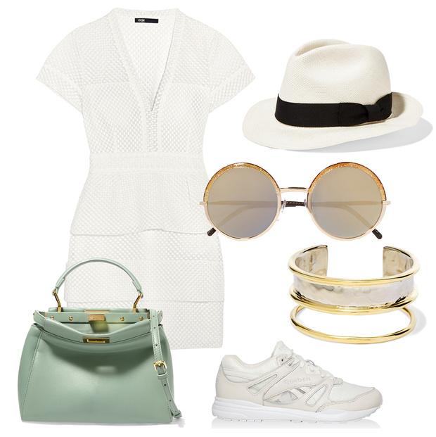 Как одеваться в жару