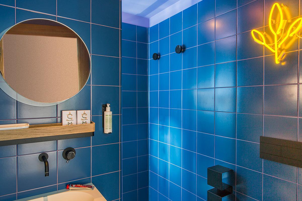 Комната в Риме: уютный бутик-отель в духе кондоминиума (галерея 15, фото 0)