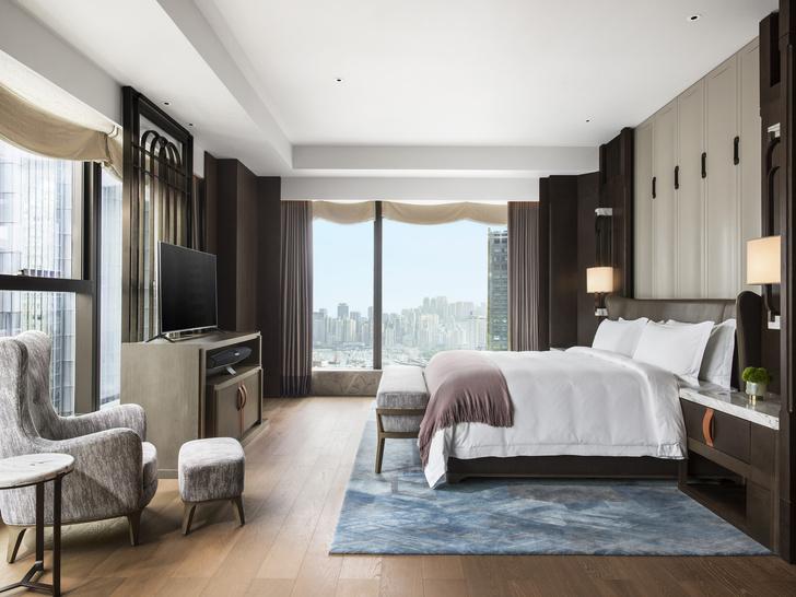 Новый отель The St. Regis в Гонконге (фото 5)
