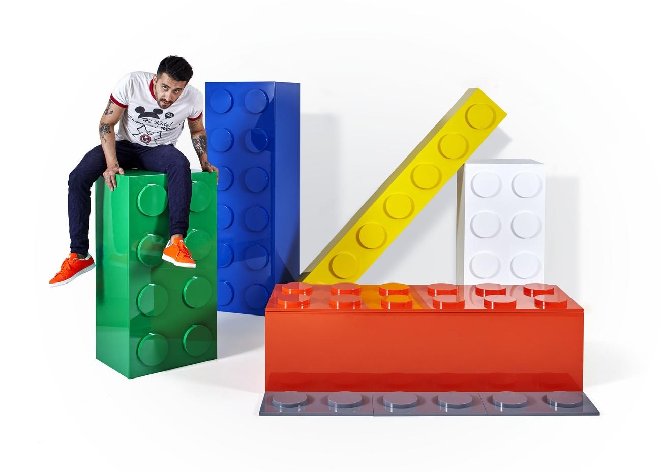 Система хранения Bricks   галерея [1] фото [3]