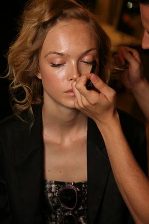 Показ Elie Saab коллекции сезона Осень-зима 2011-2012 года haute couture - www.elle.ru - Подиум - фото 279037