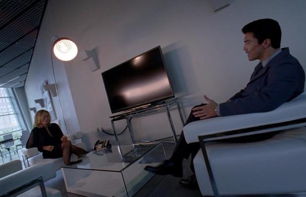 Кинопонедельник: светильник Arco в фильмах и сериалах (фото 15)