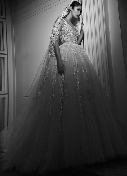 Свадебные платья с пышной юбкой фото
